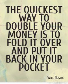 Hasil gambar untuk waste of money quotes