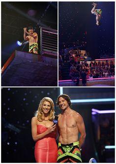 Rory Bushfield is the winner inThe Final SPLASH on ABC TV - kindredlive.com