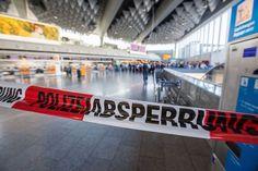 La Terminal 1 del aeropuerto de Fráncfort fue evacuada el miércoles después de que una persona entró en una zona de seguridad sin superar los controles