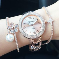 cheap watches for womens Fancy Watches, Cute Watches, Elegant Watches, Beautiful Watches, Luxury Watches, Cheap Watches, Nixon Watches, Rose Gold Watches, Stylish Watches For Girls