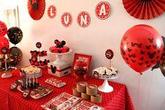 Fiesta cumpleaños Minnie Mouse ¡Celebra tu día con Minnie! Los consejos de Funiquete | Toma asiento y diviértete!