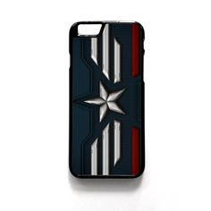 Captain America Winter Soldier For Iphone 4/4S Iphone 5/5S/5C Iphone 6/6S/6S Plus/6 Plus Phone case ZG