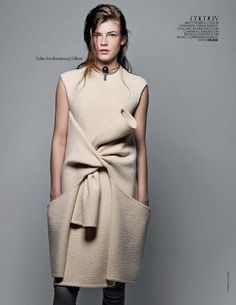 Celine ('New Face, New Look' Thierry Le Gouès for Marie Claire Italy September 2013)