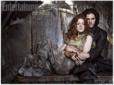 You're mine and I'm yours~ Ygritte & Jon Snow