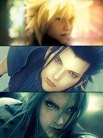 Cloud Zack.  Sethoroth- Final Fantasy 7 by *amy-art on deviantART: