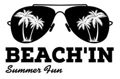 free summer and beach svg - Bing images Cricut Air, Cricut Vinyl, Svg Files For Cricut, Vinyl Decals, Free Font Design, Design Logo, Silhouette Cameo Projects, Silhouette Design, Free Silhouette