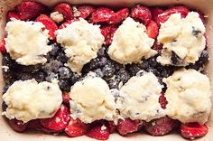 .The United Berries of Cobbler