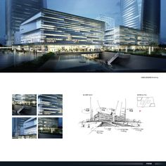 Gallery of Mixed Use Center in Zhangjiagang / ATKINS - 17