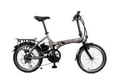 영국 전기자전거 A2B http://www.weareA2B.co.kr http://www.weareA2B.com 풀-폴딩 미니벨로 E-Bike - Kuo+ 페라리레드