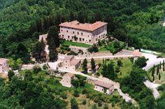Castello di Bibbione - Chianti Farmhouse with Pool near Florence.