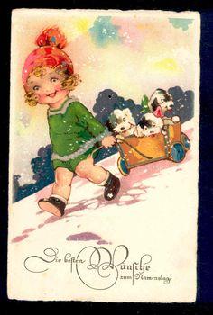 Agnes Richardson card| eBay