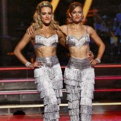 Sisters from different misters :) What an amazing opportunity dancing alongside the best of the best @petamurgatroyd!