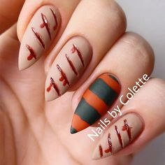 When it comes to Halloween nail ideas, everyone decides what is her personal best. Yet, our aim is to point you in the right direction.