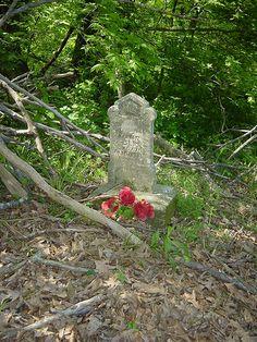 Mystery grave (photo credit: I Bird 2)