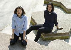 Die beiden Designerinnen Céline Meslin und Emilie-Alice Fabrizi Harpers Bazaar, Celine, Parisian