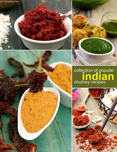 Popular Indian Chutney Recipes | TarlaDalal.com | #82
