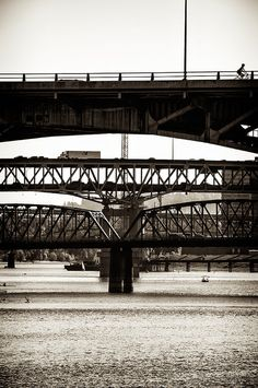 Fine art sepia industrial photography wall art by Visionitaliane, $25.00