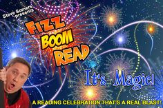 New Summer Reading Program for Students K-6 and their families.