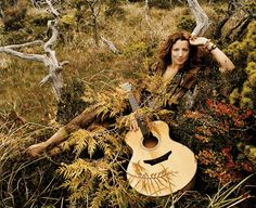"""Sarah McLachlan  """"I think I've become a much better singer and a much better player. Years and years of playing a couple of hours every day will do that."""""""