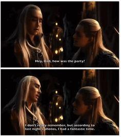 Thranduil understands the pain of true intellects. Thranduil Funny, Legolas And Thranduil, Aragorn, Tauriel, No More Tears, Making A Movie, Bilbo Baggins, Jrr Tolkien, Night Photos