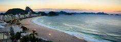 Rio de Janeiro - Praia de Copacabana