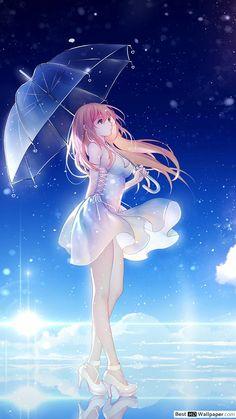 Anime Angel Girl, Manga Anime Girl, Cool Anime Girl, Anime Girl Drawings, Beautiful Anime Girl, Anime Neko, Kawaii Anime Girl, Anime Art Fantasy, Anime Princess