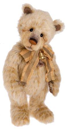 Charlie Bears Plush Teddy Bear Cottage - Collectable Charlie Bears