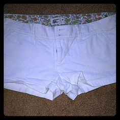 American Eagle shorts White Short shorts American Eagle Outfitters Shorts