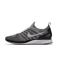 Nike Air Zoom Mariah Flyknit Racer Men's Shoe Size 11.5 (Grey)