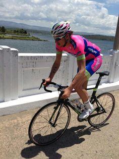 Ciclismo-Espresso.com: Pozzato first ride in new outfit