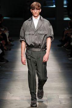 Ermenegildo Zegna - Men Fashion Spring Summer 2015 - Shows - Vogue.it