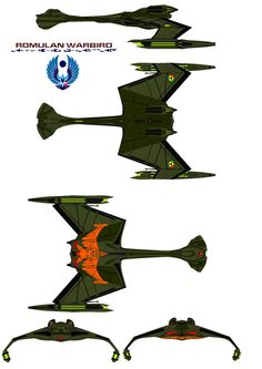Romulan Warbird From the Klingon Adaptation. Klingon Empire, Star Trek Klingon, Star Trek Starships, New Star Trek, Star Trek Beyond, Star Wars, Stark Trek, Star Trek Images, Capital Ship