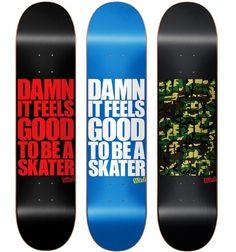 Blind SkateboardsDamn Decks are available for PRE ORDER at Skate Warehouse now! Call 1800GOSKATE or email info@skatewarehouse.com. Feels good right? Here's the link:http://bit.ly/YrrKtl