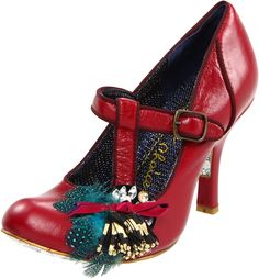 Irregular Choice Women's Serpintime Pump... #CourtShoe Grab NOW! @bestbuy9432