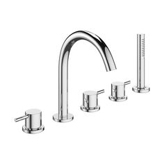 We offer a great range of beautiful designer bath taps including wall-mounted, freestanding, filler taps or bath mixer taps in both traditional and contemporary styles. Shop our range of bath taps online today. Bath Mixer Taps, Bath Shower Mixer, Bath Taps, Higher Design, St Albans, Luxury Bathrooms, Latest Technology, Designers, David