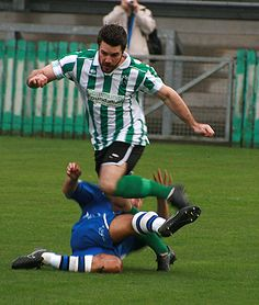 Damon Mullen of Blyth Spartans