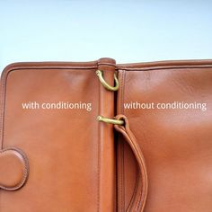 How to Restore a Vintage Coach Bag: A Step-by-Step Tutorial