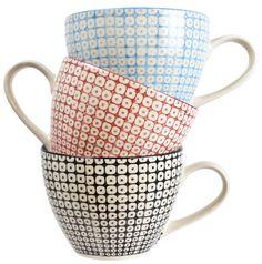DOZO mugs in new colours