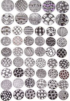 Zentangle DIY ink bubbles tutorial by ~yael360 on deviantART - good to use with sharpies project on dollar store plates