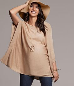 H&M MAMA poncho  Gorgeous for fall maternity pics