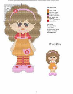 Tuity Fruity Dolls Decor Pg. 5/7