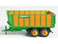The 1/32 Joskin Silage Trailer from the Siku Farmer Series - Discounts on all Siku Diecast Models at Wonderland Models.    One of our favourite models in the Siku Farmer Series Trailers range is the Siku Joskin Silage Trailer.    Siku manufacture wonderful, amazingly accurate and detailed diecast models of all sorts of vehicles, particularly tractors and trailers including this Joskin Silage Trailer which can be complemented by any of the items in the Farmer Series range.
