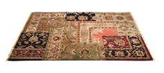 KARE Design Teppich Persian Patchwork als handwerkliches Unikat für Behaglichkeit und eine kreative Einrichtung. #KARE #KAREDesign