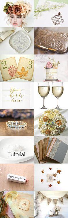"""At Last"" Wedding Collection - Treasury Pin"