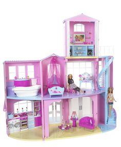 Barbie's Dream House by Mattel, 2006