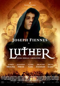 Good movie to celebrate the 500th anniversary of the Protestant Reformation - October 31, 1517 - 2017