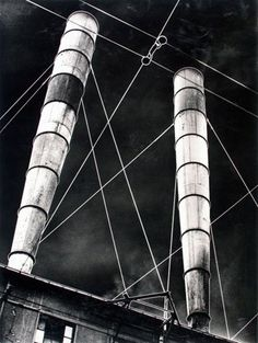 Otto Steinert, Smoking is Forbiden, 1951