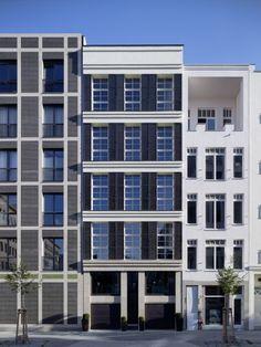 2 Townhouses Friedrichswerder  HÖHNE ARCHITEKTEN BDA - Berlin