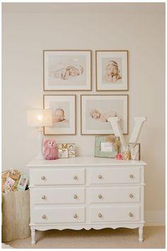 Baby Nursery Decor, Baby Bedroom, Baby Decor, Nursery Room, Girls Bedroom, Baby Girl Bedroom Ideas, Nursery Ideas, Nursery Twins, Vintage Nursery Girl