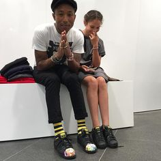 Pharrell Williams' Style - 13 Reasons Pharrell Williams Will Always and Forever be a Style Star